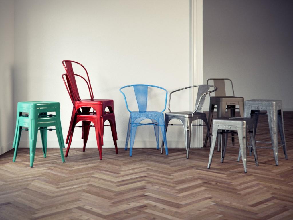 Muebles originales v s r plicas qu opinan for Replicas de sillas