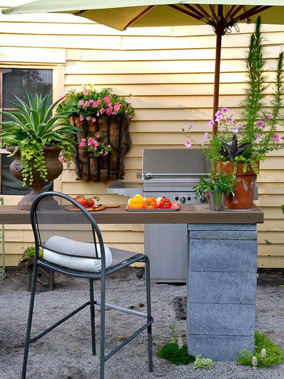 10 Ideas Para Usar Bloques De Cemento En Tu Casa Depto51 Blog - Colocar-bloques-de-hormigon