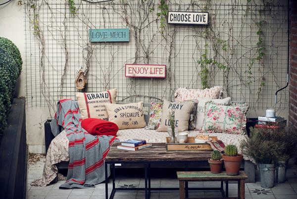 Casa chic para hospedarse con estilo en buenos aires for Decoracion casa chic