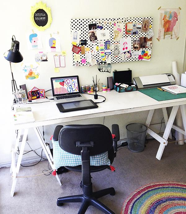 los 9 escritorios con m s estilo del 2014 depto51 blog On escritorios para disenadores