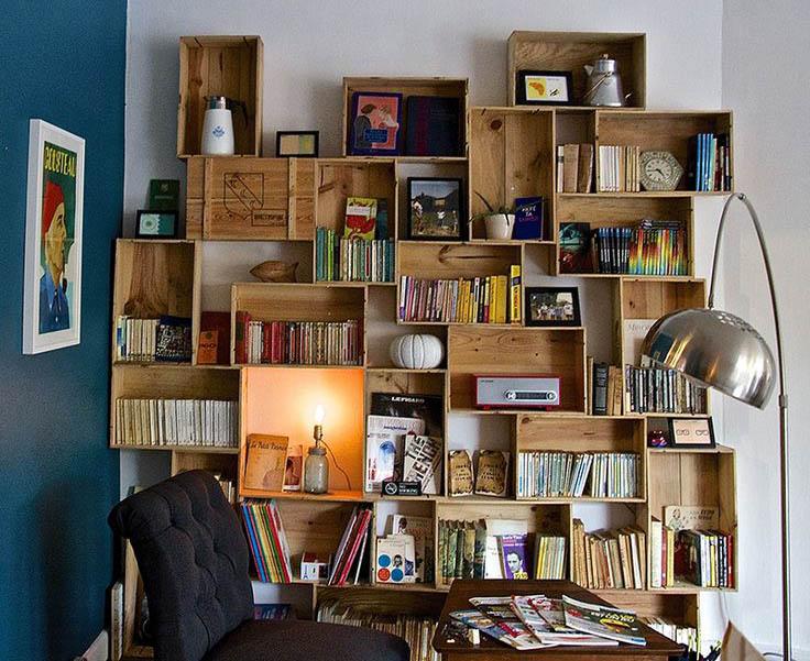 7 repisas con cajones de frutas depto51 blog for Diseno de muebles con cajones de verduras