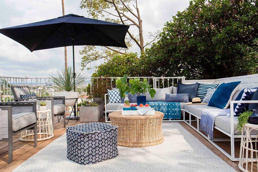 Tono Terraza : Los mandamientos de una terraza perfecta depto